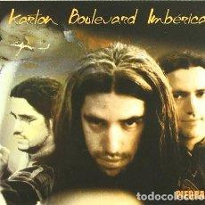 CDs de Musique: KARTON BOULEVARD IMBERICA. PIEDRA 1. GALILEO MC 2002. DIGIPACK CON LIBRETO.. Lote 102549603