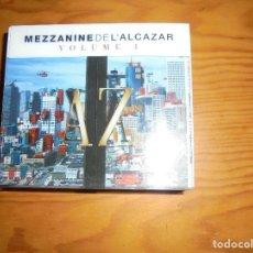 CDs de Música: MEZZANINE DEL´ ALCAZAR. VOLUME 4. 2 CD´S + DVD ( SIN LIBRETO). IMPECABLES. Lote 102596955