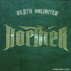 CDs de Música: NORTHER - DEATH UNLIMITED - CD ALBUM - 12 TRACKS - SPINEFARM 2003. Lote 102598575