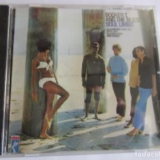 CDs de Música: BOOKER T. AND THE M.G.'S - SOUL LIMBO 1968/2012 UK CD STAX-009. Lote 102600603