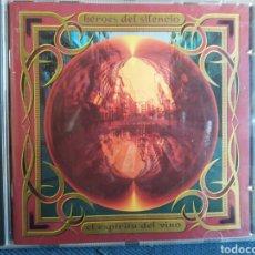 CDs de Música: HÉROES DEL SILENCIO. EL ESPÍRITU DEL VINO. CD.. Lote 102603100
