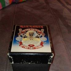 CDs de Música: IRON MAIDEN THE FIRTS TEN YEARS CD BOX. Lote 102606578