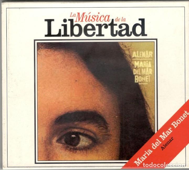 MARIA DEL MAR BONET CD ALENAR 2003 BMG (Música - CD's Otros Estilos)