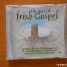 CDs de Música: CD THE BEST OF IRISH GOSPEL - VOLUME I (3P). Lote 102621435