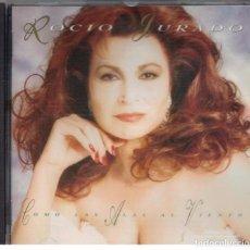 CDs de Música: ROCIO JURADO-CD COMO LAS ALAS AL VIENTO. Lote 102630731