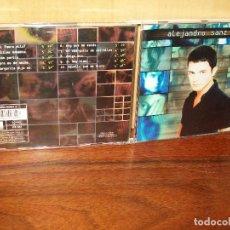 CDs de Música: ALEJANDRO SANZ - MAS - CD. Lote 102636475