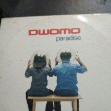 CDs de Música: DWOMO / PARADISE / CD SINGLE PROMOCIONAL / 5 TEMAS+VIDEOCLIP. Lote 102647907