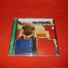 CDs de Música: CD MÚSICA FITO Y FITIPALDIS POR LA BOCA VIVE EL PEZ. Lote 102694688