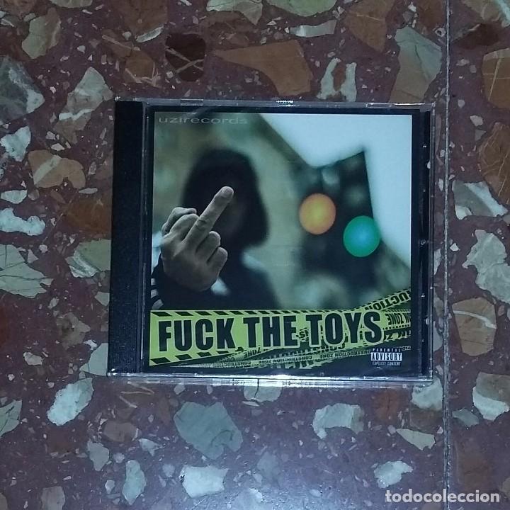 CD PICOLO - FUCK THE TOYS (UZI RECORDS 2017) ZONA NORTE POSSE, ZNP. RAP, HIP HOP ESPAÑOL. (Música - CD's Hip hop)