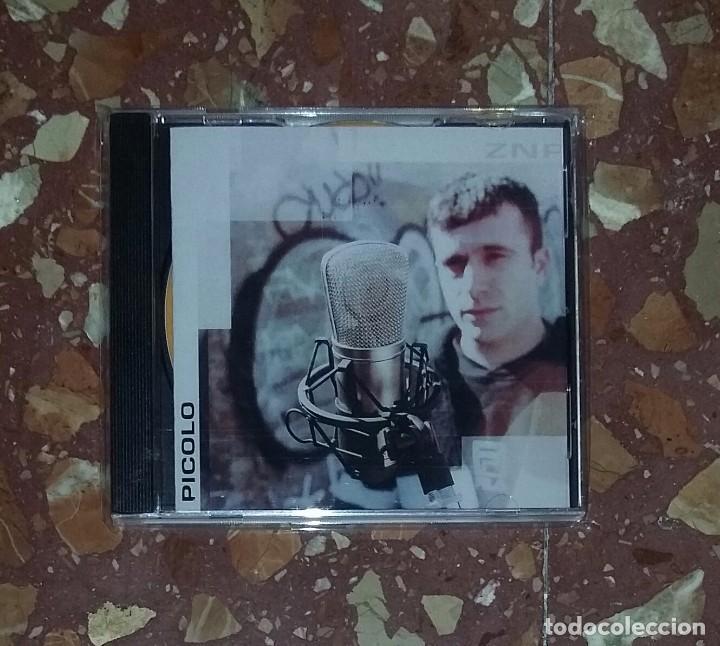 CD PICOLO - AMOR Y ODIO (UZI RECORDS), ZONA NORTE POSSE, ZNP. RAP, HIP HOP ESPAÑOL. (Música - CD's Hip hop)