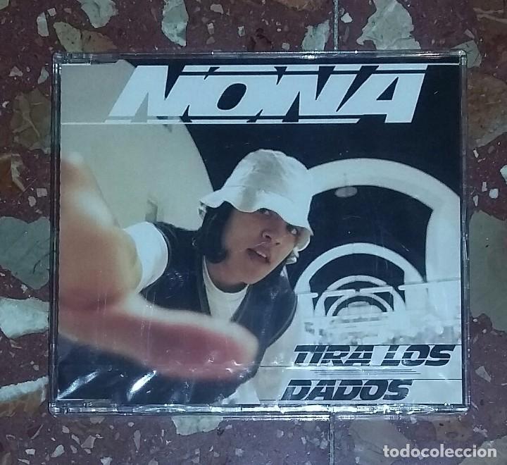 CD NONA - TIRA LOS DADOS (ZEROPORSIENTO 1998) RAP, HIP HOP ESPAÑOL. (Música - CD's Hip hop)