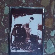 CDs de Música: RARO CASSETTE EXPRESION EN CONSERVA (ZEROPORSIENTO 1998) RAP, HIP HOP ESPAÑOL CINTA K7 MAQUETA. Lote 102734731