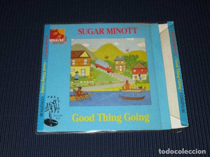 CDs de Música: SUGAR MINOTT ( GOOD THING GOING ) - CD - CDSGP0146 - PRESTIGE - REGGAE MASTERS SERIES - Foto 2 - 102735011