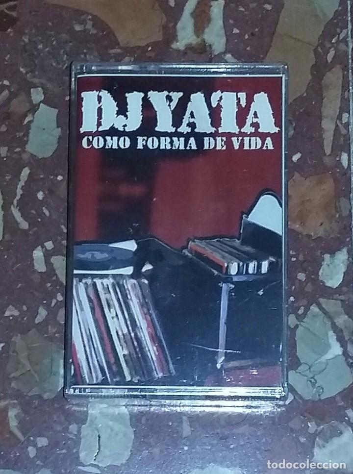 MAQUETA MIXTAPE. DJ YATA - COMO FORMA DE VIDA RAP, HIP HOP ESPAÑOL. (Música - CD's Hip hop)