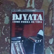 CDs de Música: MAQUETA MIXTAPE. DJ YATA - COMO FORMA DE VIDA RAP, HIP HOP ESPAÑOL.. Lote 102735863