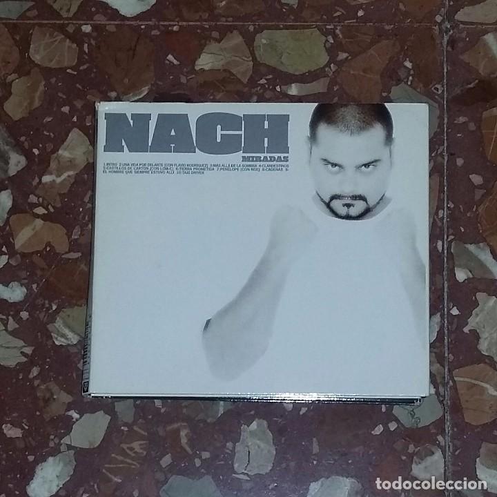 CD NACH - ARS MAGNA/ MIRADAS (EDICIÓN EN DIGIPACK) RAP, HIP HOP ESPAÑOL (Música - CD's Hip hop)