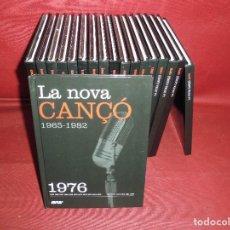 CDs de Música: MAGNIFICA COLECCION DE 18 CD'S LA NOVA CANÇO 1965-1982. Lote 102739623