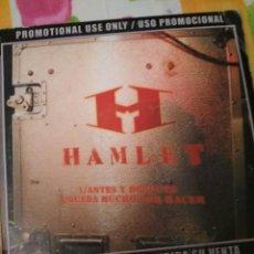 CDs de Música: HAMLET / DIRECTO / CD SINGLE PROMOCIONAL. Lote 102746878