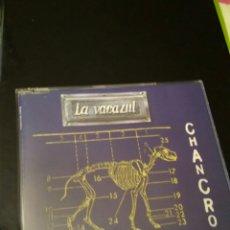 CDs de Música: LA VACAZUL / JAIRO ZABALA DEPEDRO / CHANCRO / CD MAXI PROMOCIONAL. Lote 102748170