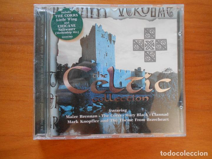 CD THE CELTIC COLLECTION (3Q) (Música - CD's World Music)
