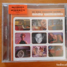 CDs de Música - CD IN THE LOUNGE WITH... ANDY WILLIAMS (3Q) - 102781855