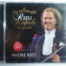 CDs de Música: ANDRÉ RIEU. RIEU ROYALE. CD. NUEVO.. Lote 102829995