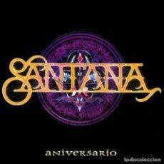CDs de Música: SANTANA - ANIVERSARIO - DOBLE CD. Lote 102842775