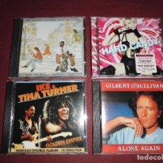 CDs de Música: MAGNIFICOS 10 CD'S DE MUSICA VARIADA. Lote 102883259