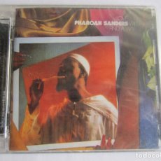 CDs de Música: PHAROAH SANDERS - LOVE WILL FIND A WAY + 2 BONUS TRACKS 1977/2012 UK CD BBR-0117. Lote 102917731