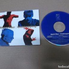 CDs de Música: ROB 'N' RAZ (CD/SINGLE) CLUBHOPPING +2 TRACKS AÑO 1993. Lote 102964887