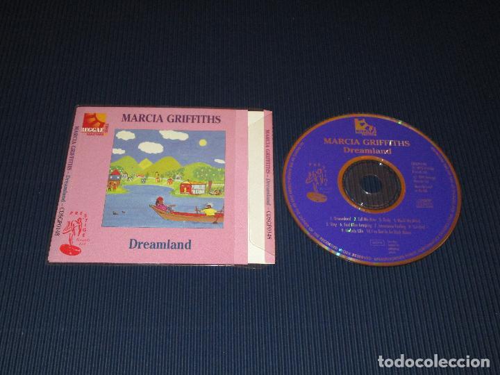 MARCIA GRIFFITHS ( DREAMLAND ) - CD - CDSGP0148 - PRESTIGE - REGGAE MASTERS SERIES (Música - CD's Reggae)