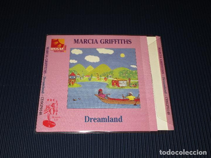 CDs de Música: MARCIA GRIFFITHS ( DREAMLAND ) - CD - CDSGP0148 - PRESTIGE - REGGAE MASTERS SERIES - Foto 2 - 102975707