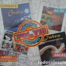 CDs de Música: OBJETIVOS VOL. VIII / DANIEL Y LA QBB / CD SINGLE DE 1997 RF-435. Lote 102985171