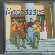 CDs de Música: MOCEDADES CD 1991 ZAFIRO REEDICIÓN DE SU PRIMER LP DE 1969. Lote 103086295