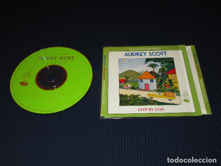 AUDREY SCOTT ( STEP BY STEP ) - CD - CDSGP0133 - PRESTIGE - REGGAE MASTERS SERIES (Música - CD's Reggae)