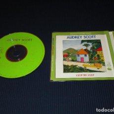 CDs de Música: AUDREY SCOTT ( STEP BY STEP ) - CD - CDSGP0133 - PRESTIGE - REGGAE MASTERS SERIES. Lote 103121707