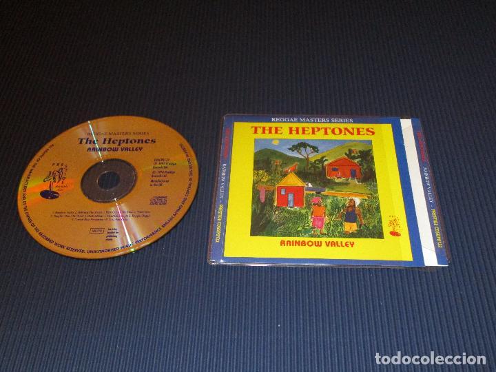 THE HEPTONES ( RAINBOW VALLEY ) - CD - CDSGP0132 - PRESTIGE - REGGAE MASTERS SERIES (Música - CD's Reggae)