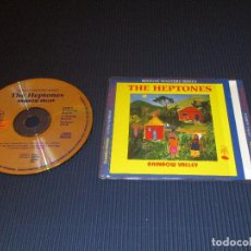 CDs de Música: THE HEPTONES ( RAINBOW VALLEY ) - CD - CDSGP0132 - PRESTIGE - REGGAE MASTERS SERIES. Lote 103121947