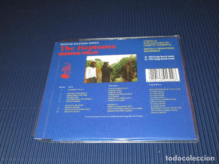 CDs de Música: THE HEPTONES ( RAINBOW VALLEY ) - CD - CDSGP0132 - PRESTIGE - REGGAE MASTERS SERIES - Foto 3 - 103121947