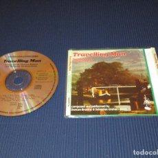 CDs de Música: TRAVELLING MAN ( THE MUSIC FROM THE GRANADA T.V. SERIES ) - CD - CDSGP0114 - PRESTIGE. Lote 103122323