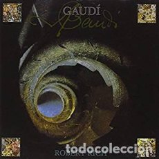 CDs de Música: ROBERT RICH - GAUDI (CD) (HEARTS OF SPACE RECORDS) 1991. Lote 103134495