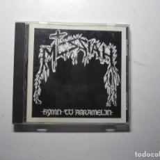 CDs de Música: MESSIAH - HYMN TO ABRAMELIN (CD) 1986.. Lote 103138399