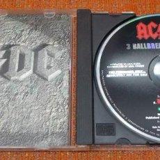 CDs de Música: AC/DC EDICIÓN LIMITADA Y NUMERADA. 3 BALLBREAKING TRACKS. HAIL CAESAR. 1995 BALLBREAKER. Lote 103149479