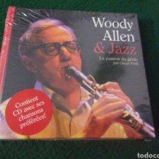 CDs de Música: WOODY ALLEN & JAZZ OFERTA CD + LIBRO NUEVO. Lote 103157834