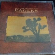 CDs de Música: THE VERY BEST OF THE EAGLES. Lote 103181243