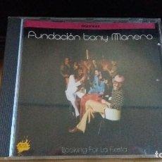 CDs de Música: FUNDACION TONY MANERO LOOKING FOR LA FIESTA. Lote 103181779