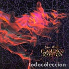 CDs de Música: GINO D´AURI - FLAMENCO MYSTICO (CD) HEARTS OF SPACE (1992). Lote 103188911