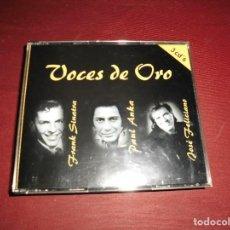 CDs de Música: MAGNIFICOS CD,S VOCES DE ORO . Lote 103246511