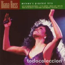 CDs de Música: DIANA ROSS - MOTOWN'S GREATEST HITS (CD, COMP, RP) LABEL:MOTOWN CAT#: 530 013-2 . Lote 103255203