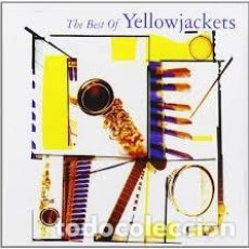 CDs de Música: YELLOWJACKETS - THE BEST OF YELLOWJACKETS (CD, COMP) LABEL:WARNER BROS. RECORDS CAT#: 9362-47585-2 . Lote 103274827